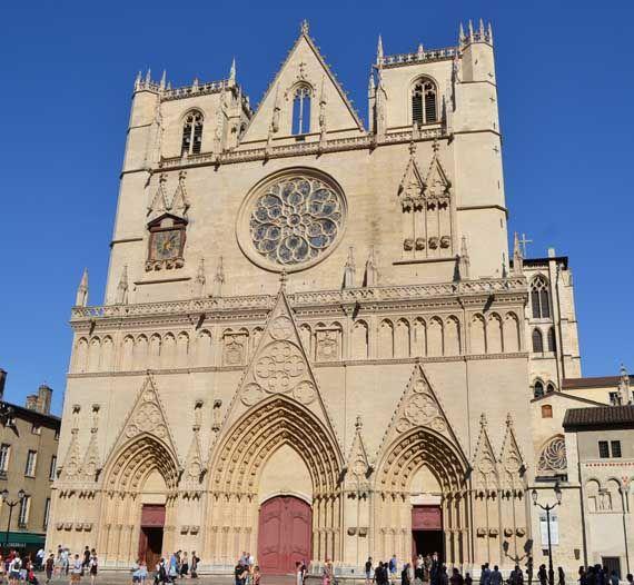 blogdetravel: Jurnal de călătorie, Franţa 2017 - Lyon, Catedrala...