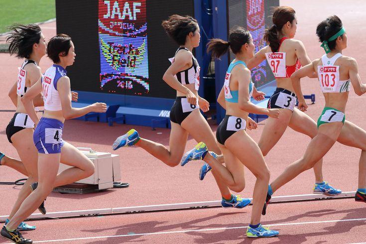 https://flic.kr/p/JGyy3t   Women's 800m Final   女子800m決勝