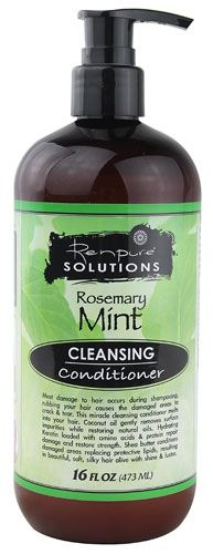Renpure Solutions Rosemary Mint Cleansing Conditioner. Similar to Wen.