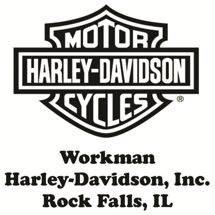 It is a graphic of Canny Printable Harley Davidson Logo