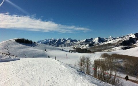 Park City, Utah - Wealthy ski village now even more upscale following Olympics, annual film festival, influx of top restaurants, hotels. Multiple mountain adventures (try bobsled).
