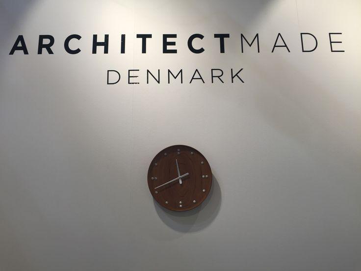 Brand new clock from @architectmade