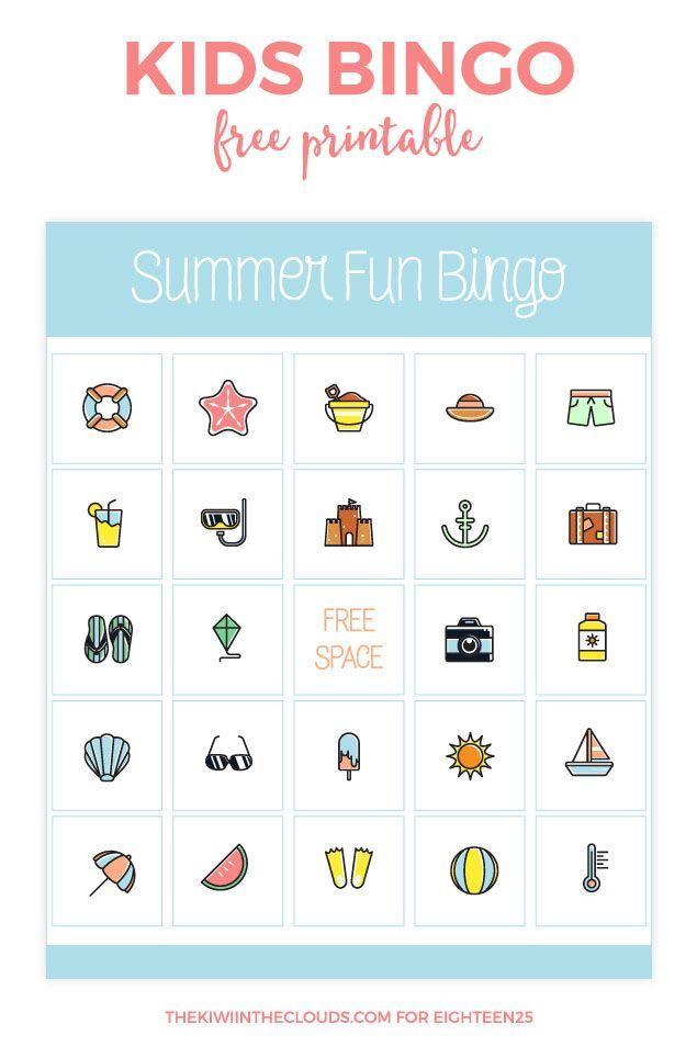 Free And Fun Bingo