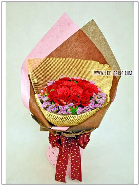 Hand Bouquet,HB048150-13