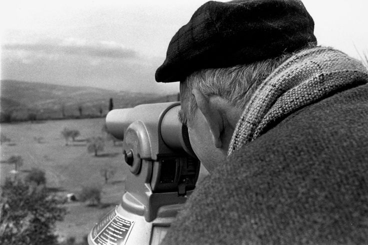 Daniel Spoerri, Seggiano, Siena 1999. ©CarloChiavacci