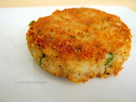 The Inner Gourmet: Guyanese-style Fish Cakes with Mango Sour