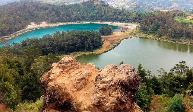 Ragam Wisata dan Kuliner Indonesia: Bukit Batu Ratapan Angin Dieng