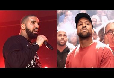 Watch Drake And Kanye West's Official Joint Album Announcement