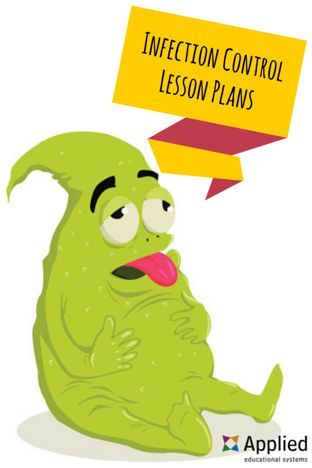 Infection Control Lesson Plans: Control Those Back-to-School Germs!