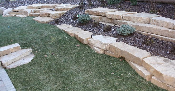 Landscaping Rocks Eau Claire Wi : Wisconsin building landscape stone outcropping