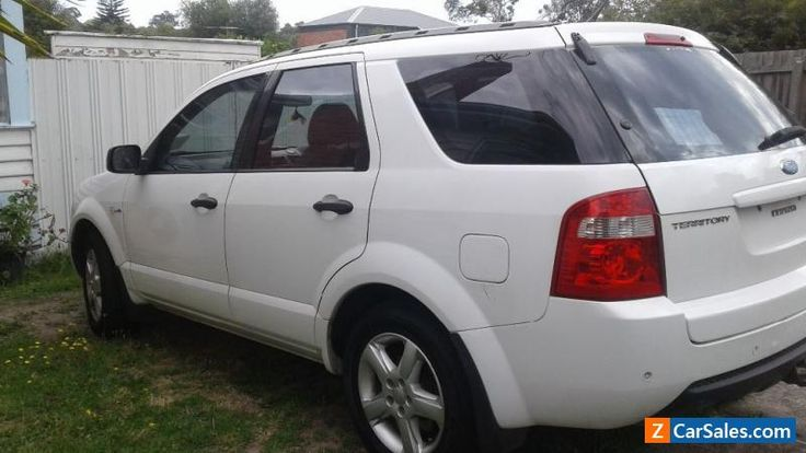 2005 Ford Territory TS AWD #ford #territory #forsale #australia