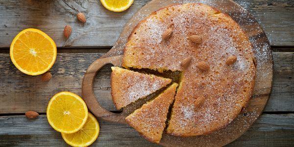 torta arancia soffice ricetta