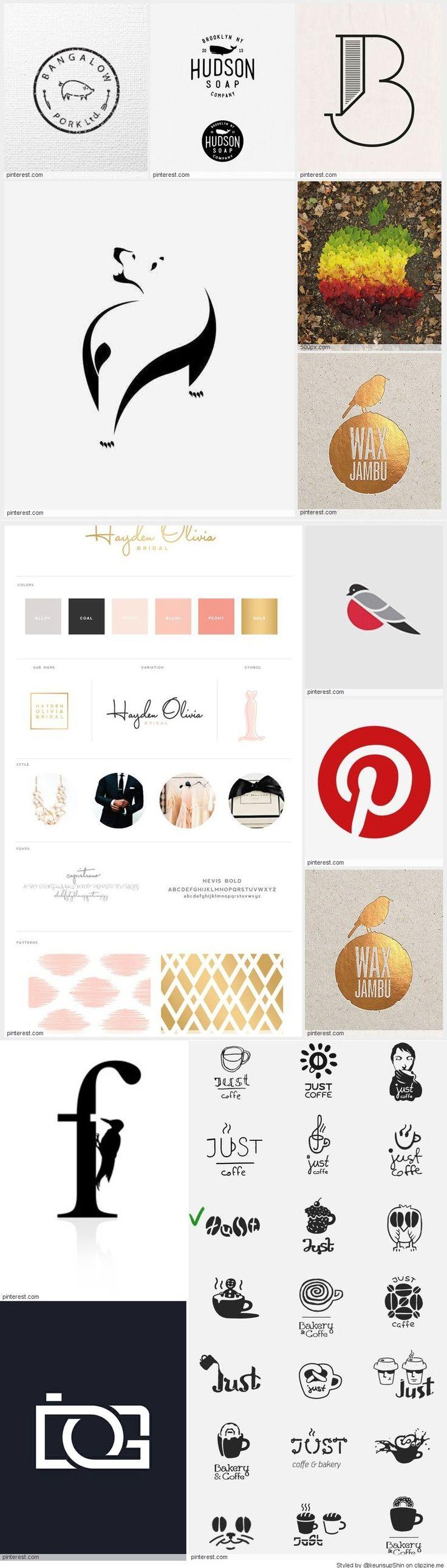 Mejores 19 imágenes de Inspiration logos en Pinterest   Diseño de ...