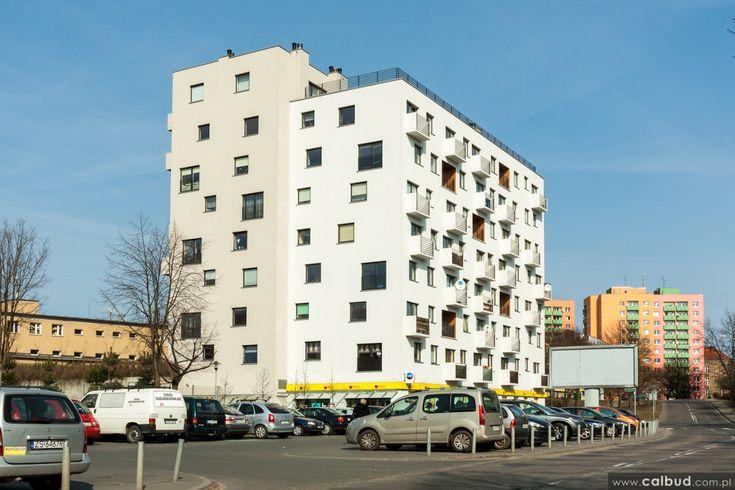 budynek wielorodzinny Tarasy Manhattanu (Krzysztof Podbielski - członek zespołu projektowego W+architekci)