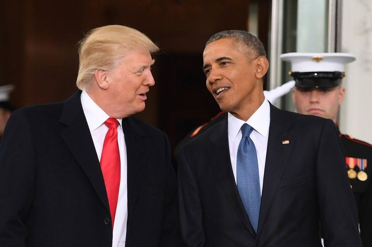 Donald Trump believes Obama behind White House leaks plaguing his administration