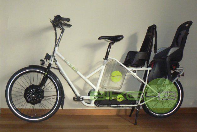Belgisches E-Lastenrad: Bike43 in Deutschland erhältlich - Pedelecs und E-Bikes