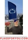 """Penn State Nittany Lions Tailgate Flag 42"""" x 20"""""""
