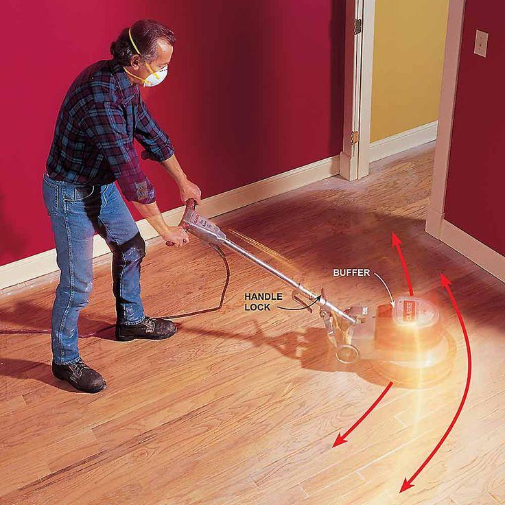 Tips For Hassle-free Floor Sanding Get