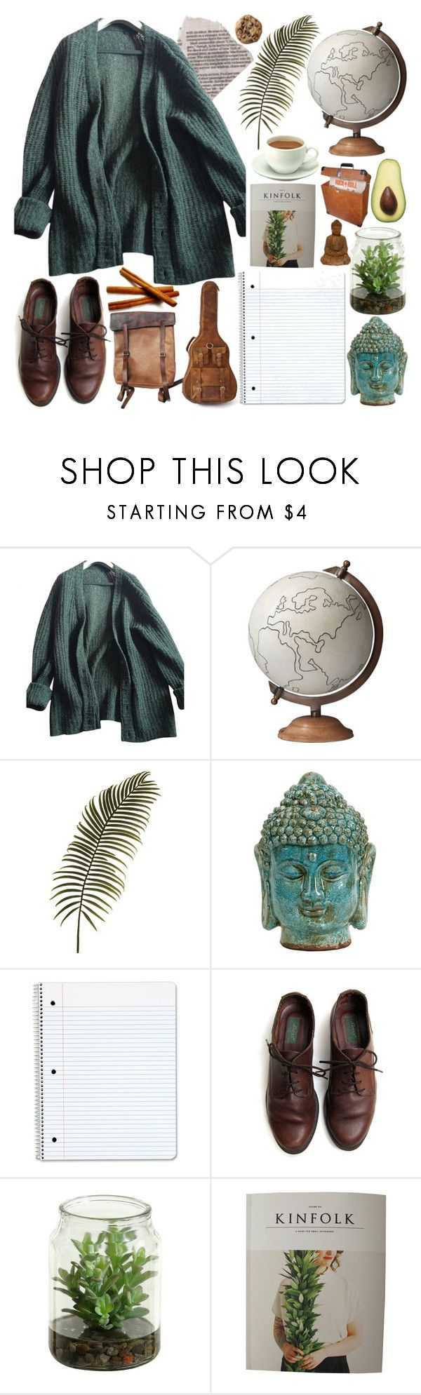 """""""Sex clubs"""" by ftrees ❤ liked on Polyvore featuring Prada, Jamie Young and Crosley"""
