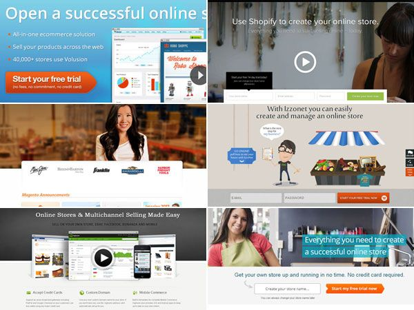 Top 10 eCommerce Platform for make your online store easily