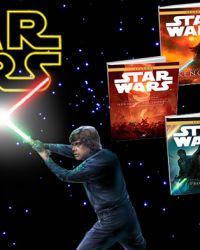Confira a a lista de livros e HQ's de Star Wars no Brasil