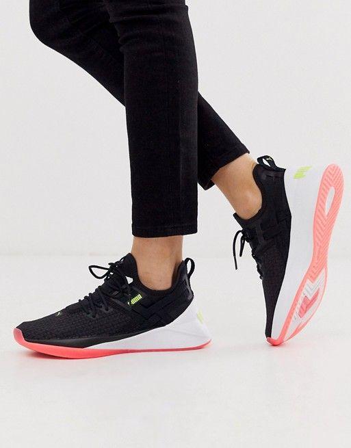 Puma Training jaab XT sneakers in black