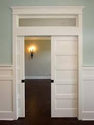 wooden pocket doors - Google Search