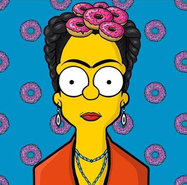 Frida Simpson.y