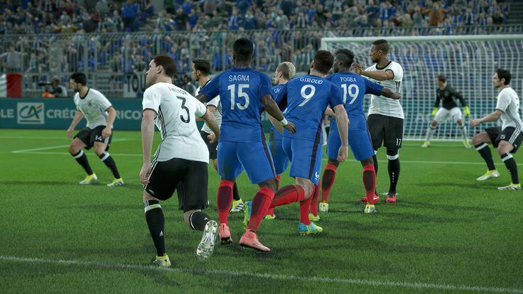 Au lendemain de l'exploit de l'équipe de France de football en coupe d'Europe, Konami vient d'annoncer une date de sortie pour Pro Evolution Soccer 2017. Le nouvel opus de la franchise sortira en Europe dès le 15 septembre 2016 sur PlayStation 4, PlayStation 3, Xbox One, Xbox 360 et pc. Par la même occasion l'éditeur a annoncé des bonus de précommande.