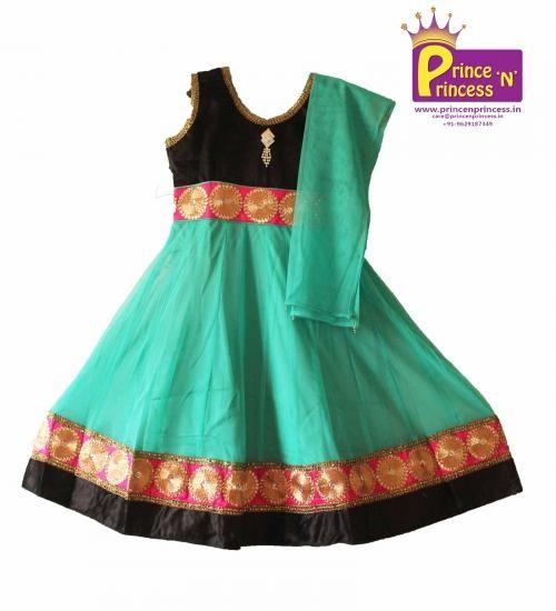 www.princenprincess.in ** Kids anarkali ** size : 4- 11 years **  #anarkali #traditional #lehenga #southindia #kids #kidsfashion #ethnic #ethnicwear #cute #pretty #traditional