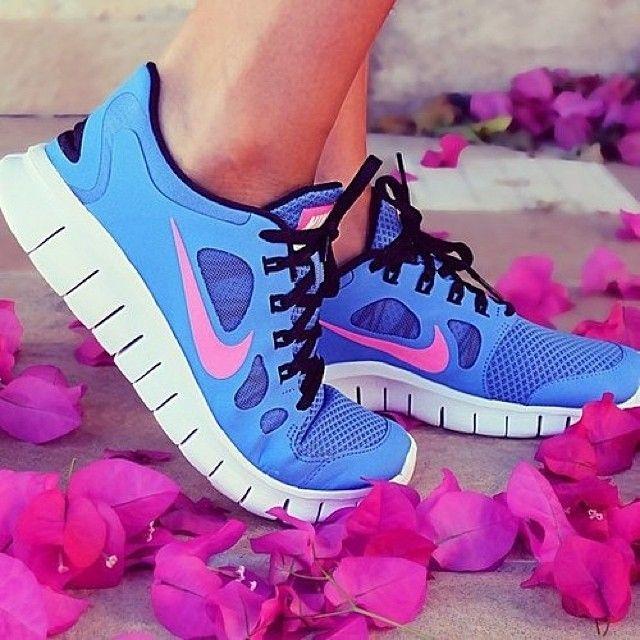 Cute Nike running shoes