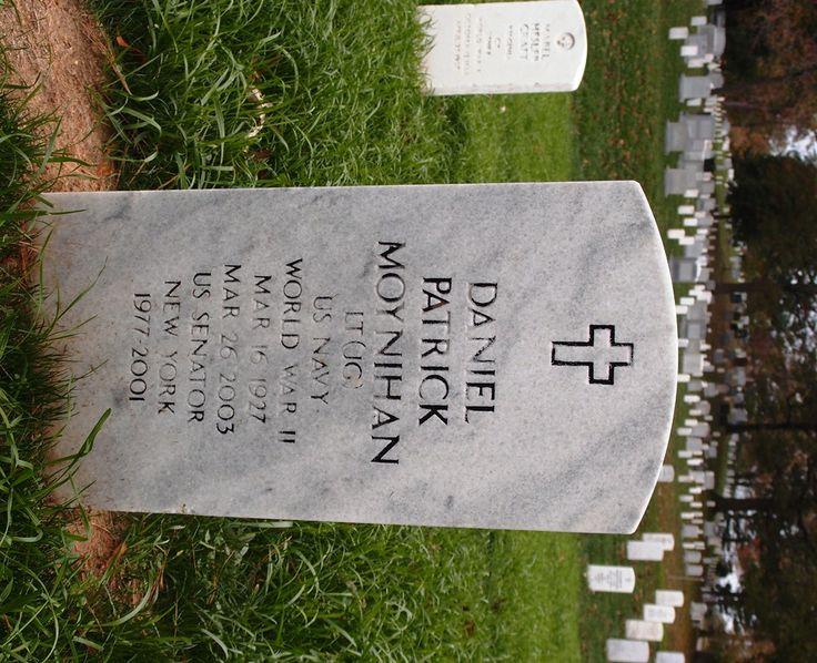 Daniel Patrick Moynihan (1927 - 2003) Former longtime US senator from New York, former US ambassador to the UN