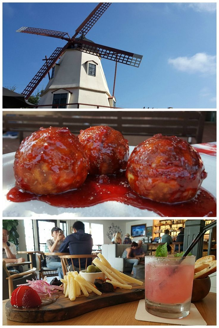 Solvang Food And Drinks What To Eat In Solvang Usa Solvang California Food Travel Food