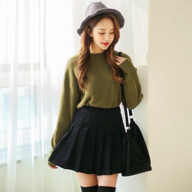 Korean Fashion #Bongjashop