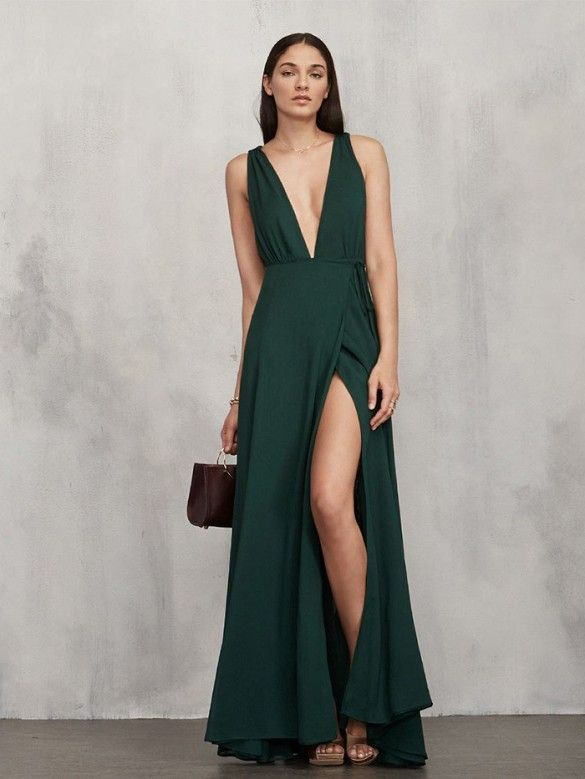 7 Reformation Dresses Perfect for a Fall Wedding