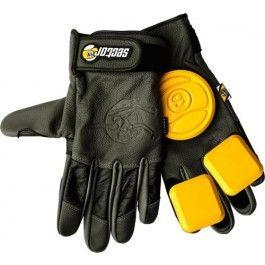 Sector 9 Niner Longboard Slide Gloves.