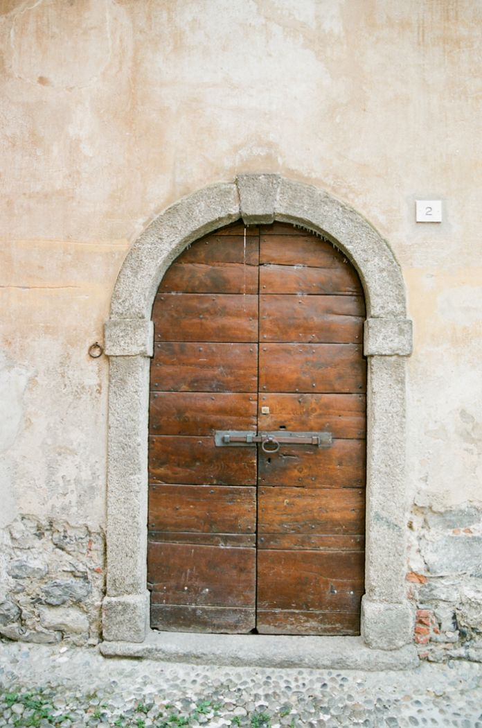 Aged Wood Doors in Florence Italy | Aged wood, Wood doors ...