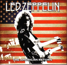 Viva Les Bootlegs: Led Zeppelin: The American Return. Long Beach Arena, Long Beach CA, USA - March 11, 1975. (Triple CD · Ex Soundboard + Aud · Mp3 @320 Kbps & FLAC)