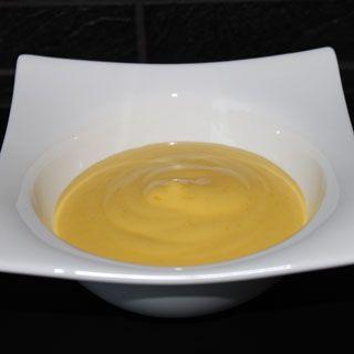 mango mousse een perfecte afsluiting van een diner