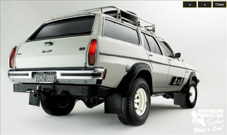 The Amazo Effect: Holden HZ Overlander