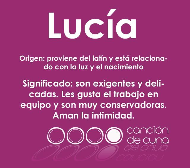 1000+ images about Lucía on Pinterest | Initials, Typography and Soap ...