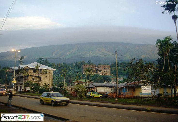 Buea town #Cameroon #237 #Tourism #NatureWonders