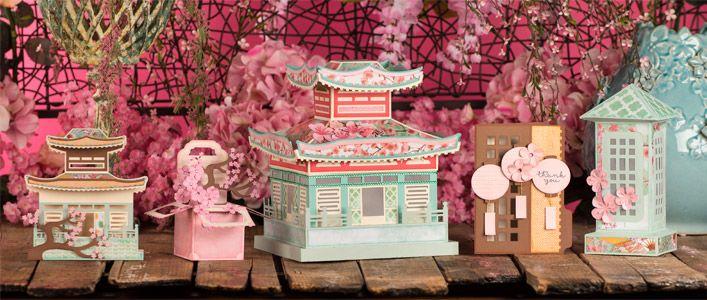 Spring Blossoms SVG Kit