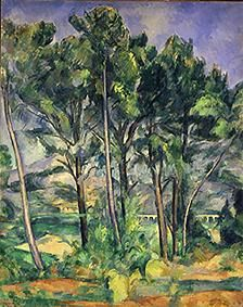 Cézanne Paul - L'Aqueduc                                                                                                                                                                                 More