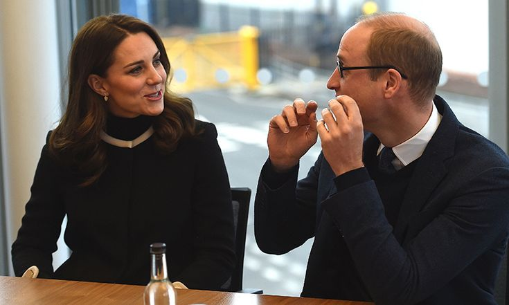 Prince William and Kate Middleton spend day in Birmingham
