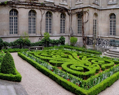 French Formal Garden | News   Home Garden Design 2013, Latest Home U0026 Garden  Design