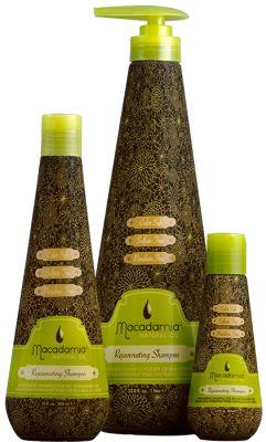 [BOUGHT] Macadamia Rejuvenating Shampoo (available at Target)