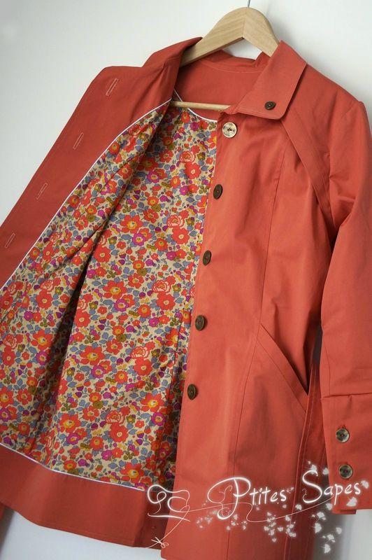 Améthyste Grains de couture pour Adultes Ivanne Soufflet
