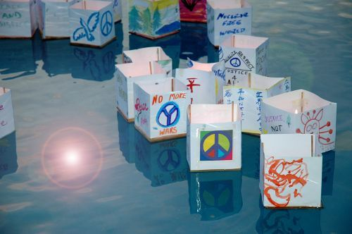 Lanterns for Peace
