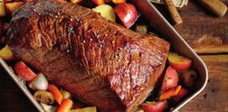 Certified Angus Beef Bottom Round Steak or Roast from Meijer $3.99